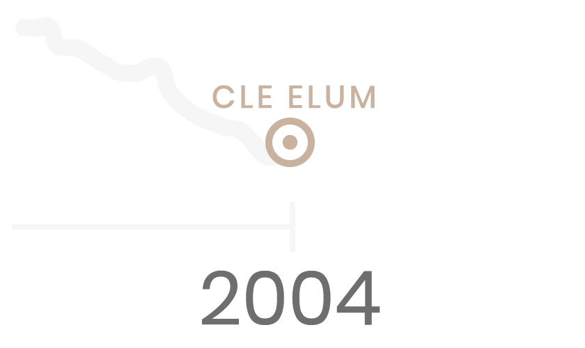 Cle Elum in the year 2004