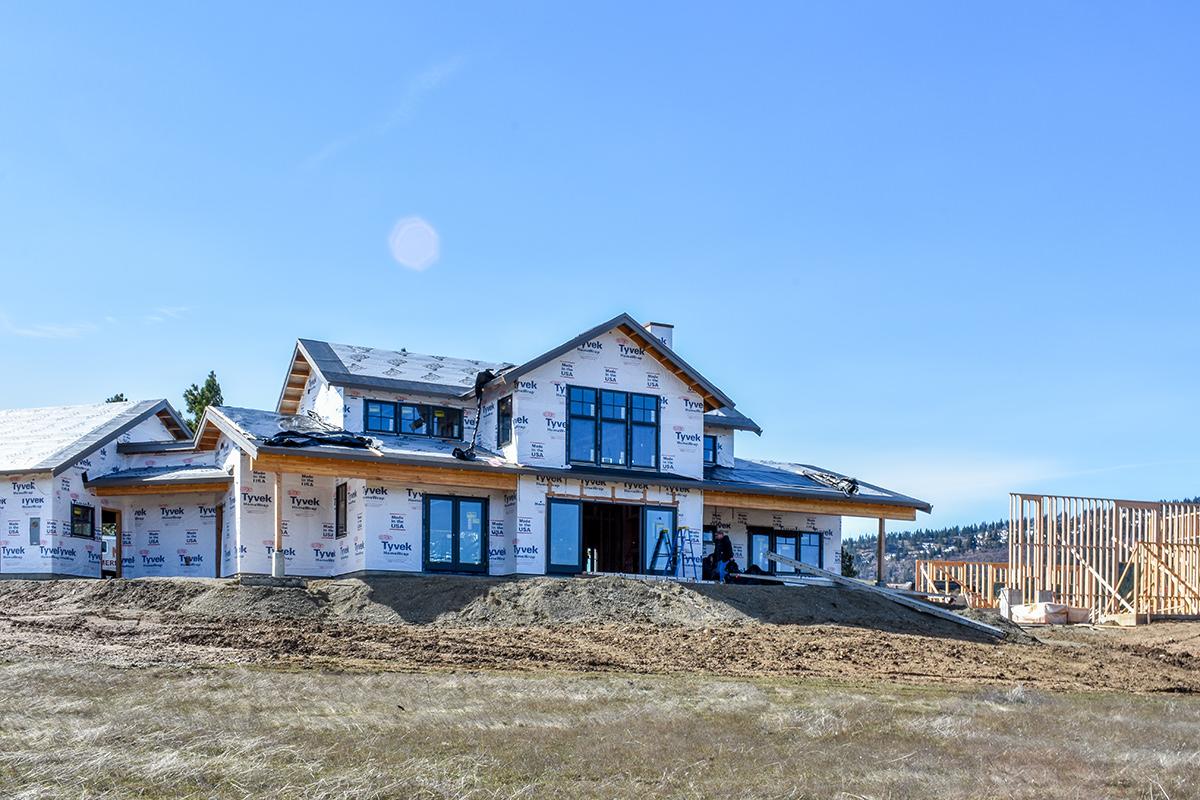 Merle Inc. Housewrap windows construction