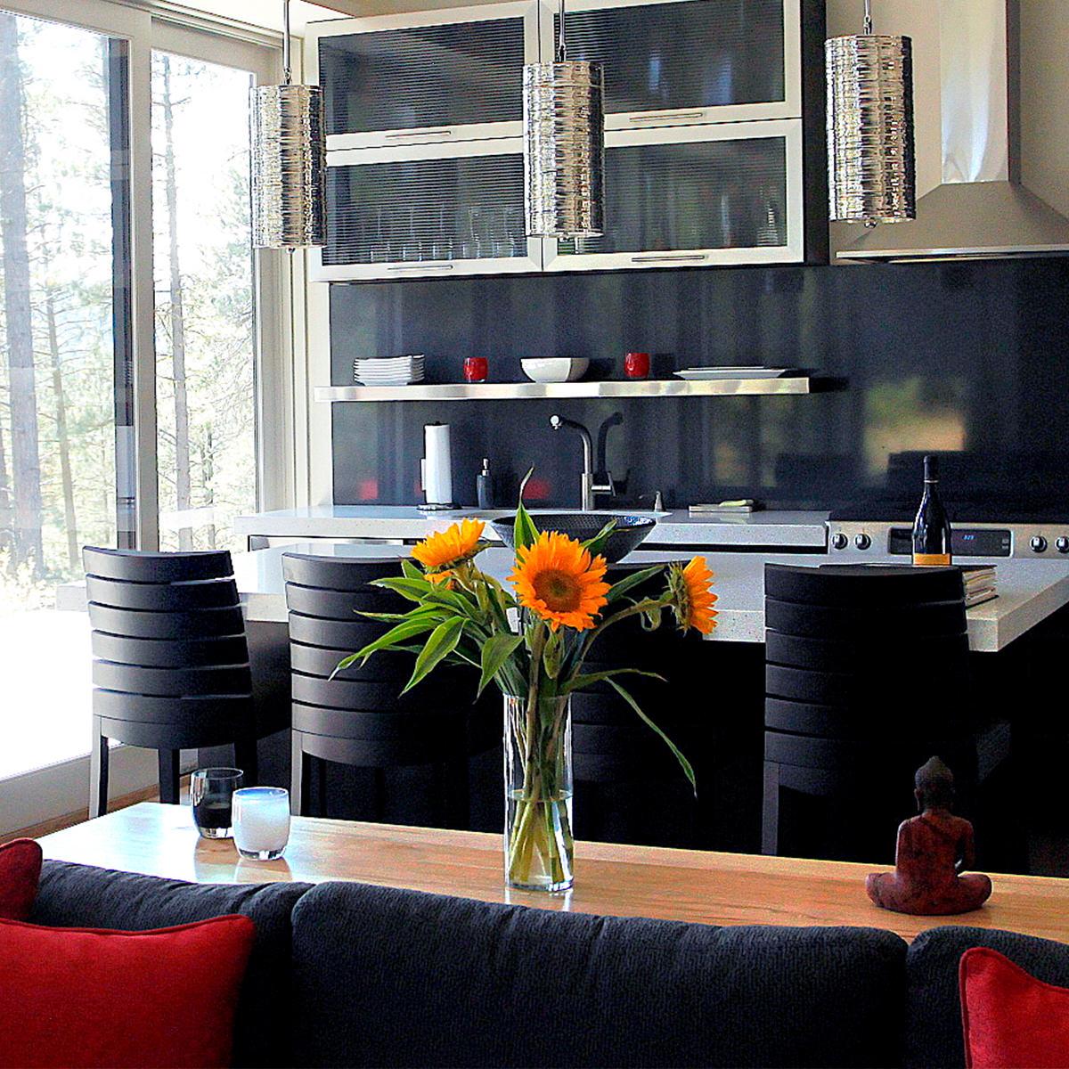 Modern attractive kitchen