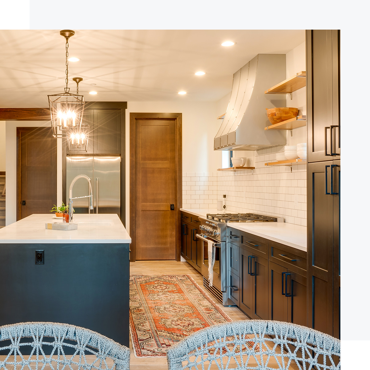 Merle Inc. kitchen design