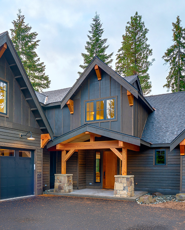 Traditional Suncadia Home